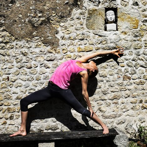 9 – 16 June 2018 | Isabell Britsch |  Vinyasa flow, yin yoga and meditation retreat