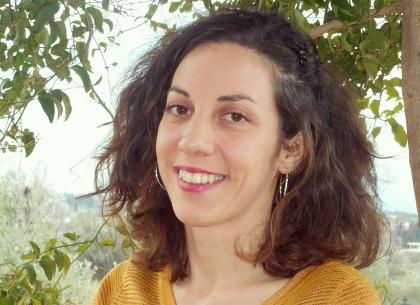 Katerina Karatzi (Therapist in Residence)