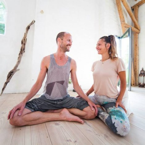 13 – 20 October 2018 | Louise Groenbeck & Lars Damkajaer | Yoga, Silence, Meditation, Transformation