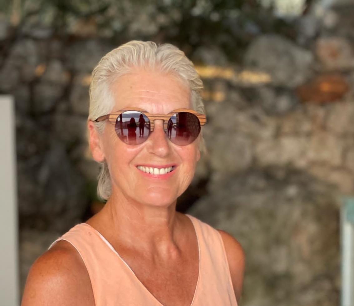 25 September – 2 October 2021   Ingrid Gottschalk   Yoga, Boating, Hiking